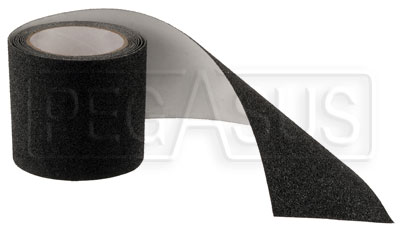 Large photo of Non-Skid Tape - Black, 4