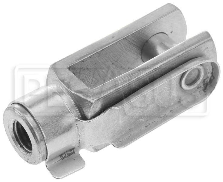 Large photo of Steel Clevis and Pin for 5/16-24 Pushrod, Long, Pegasus Part No. 3519-302