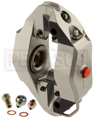 Large photo of PFC ZR55 Aluminum Caliper, Rear (Leading), Left, Pegasus Part No. 3552-501