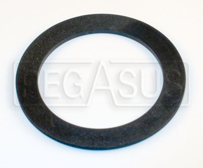 Large photo of Buna-N Sealing Gasket for 3570 Cap, Pegasus Part No. 3567-Size