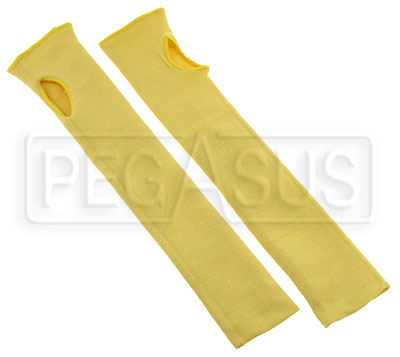 Large photo of Kevlar Knit Forearm Protectors, 1 size (Pair), Pegasus Part No. 3735