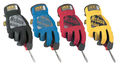 Large photo of Mechanix Fast Fit Gloves, Pegasus Part No. 3739-Size-Color