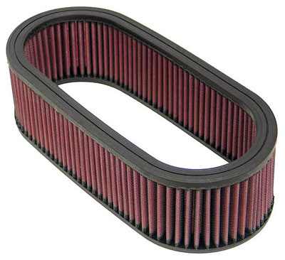 Large photo of K&N Filter Element, Long Oval (12.0 L x 5.25 W x 3.25 H), Pegasus Part No. 3859-07