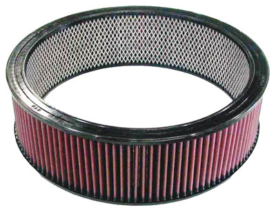 Large photo of K&N Filter Element, Round (14 OD x 12 ID x 4 H), Pegasus Part No. 3859-08