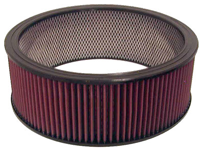 Large photo of K&N Filter Element, Round (14 OD x 12 ID x 5 H), Pegasus Part No. 3859-09