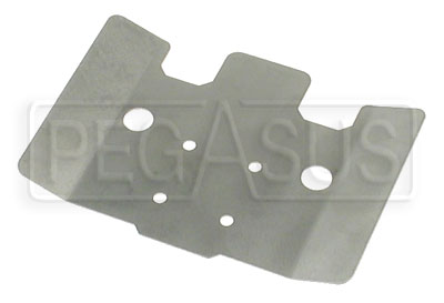 Large photo of ARE Heat Shield for Weber DCOE Carb, Pegasus Part No. 3899