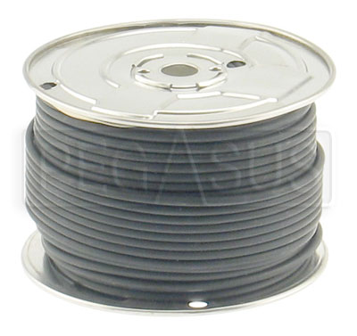 Large photo of Wire, 10 Gauge - Black, Pegasus Part No. 4010-Size