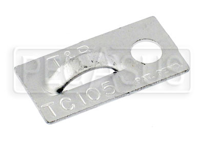 Large photo of Aluminum Cable Tie Mounting Base, Pegasus Part No. 4335-Quantity