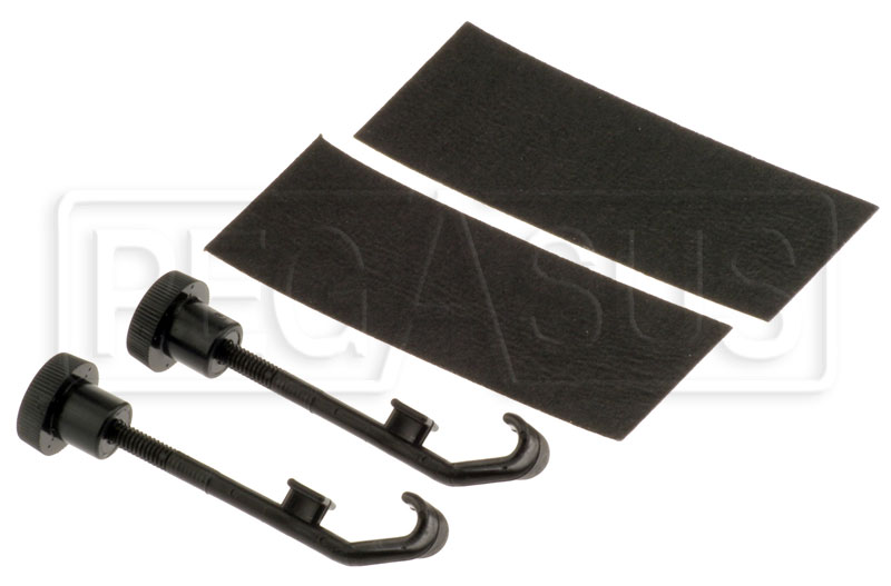 Large photo of Replacement Hook & Knob Kit for #5163 Towing Mirrors, Pegasus Part No. 5173-200