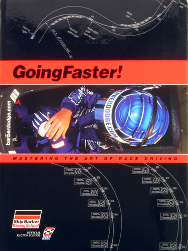 Large photo of Going Faster, Mastering The Art of Driving, Hardcover Book, Pegasus Part No. 5296