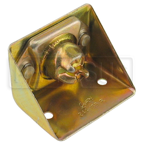 Large photo of Camloc 4002 Series Side Mount Receptacle (.06 Float), Pegasus Part No. 6087