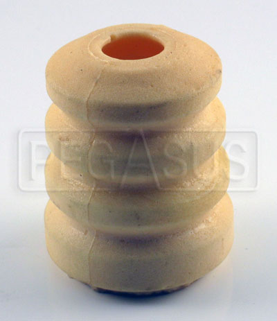 Large photo of Penske 32 Gram Shock Bump Rubber (Tan), Pegasus Part No. 8018-32