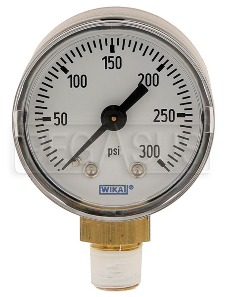 Large photo of Replacement Gauge for High PSI Inflation Tool, Pegasus Part No. 8021-002