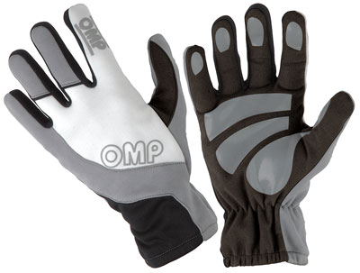 Large photo of OMP Rush Karting Glove, Pegasus Part No. 9324-Size-Color