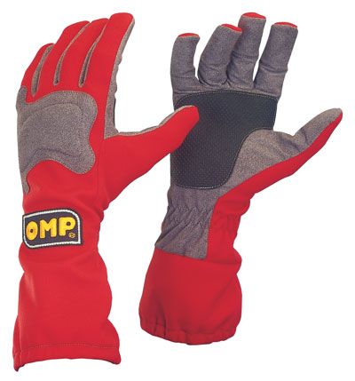 Large photo of OMP Maestro Karting Glove, Pegasus Part No. 9325-Size-Color