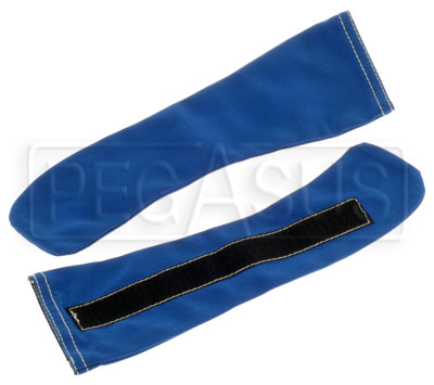 Large photo of HANS Device Nomex Pad Cover Kit, Specify Color, Pegasus Part No. 9589-105-Color