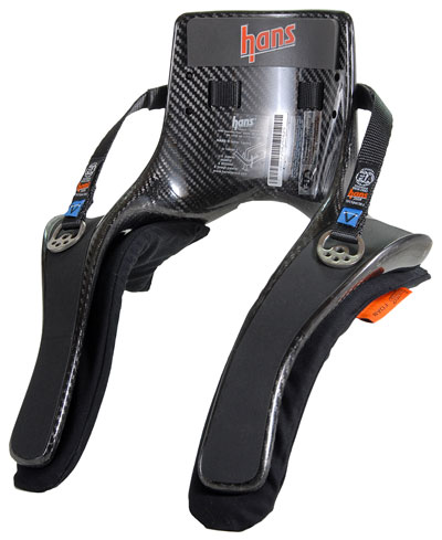 Large photo of Model 30 HANS Device, Pro Series, Sliding Tethers, LW2, Pegasus Part No. 9594-030-Size