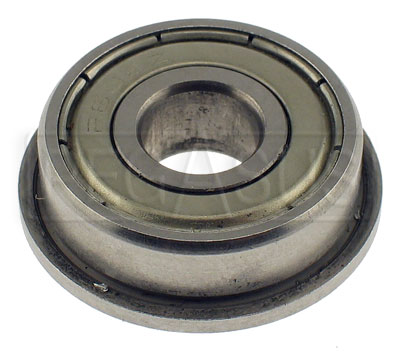Large photo of Margay 8mm Bore Flanged Spindle Bearing, Pegasus Part No. 9625-851