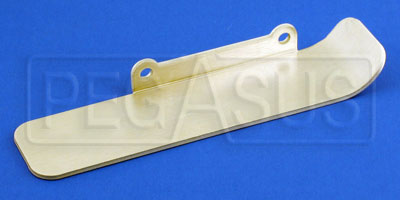Large photo of Briggs and Stratton Aluminum Chain Guard, Pegasus Part No. 9818-Size