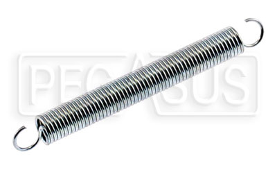Large photo of Throttle/Brake Pedal Return Spring, 2.75