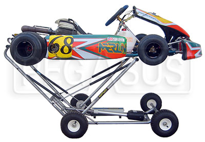 Large photo of (SL) Electric KartLift - High Performance Kart Stand, Pegasus Part No. 9983-202