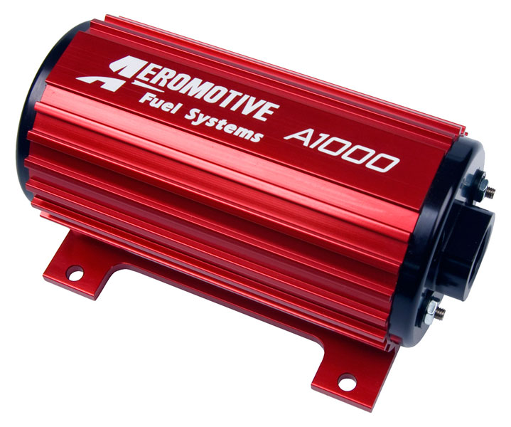 Applications Up To 1000 Hp; 30 AEROMOTIVE 13101 A1000 Injected Bypass Regulater