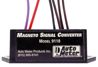 auto meter magneto signal converter pegasus auto racing. Black Bedroom Furniture Sets. Home Design Ideas
