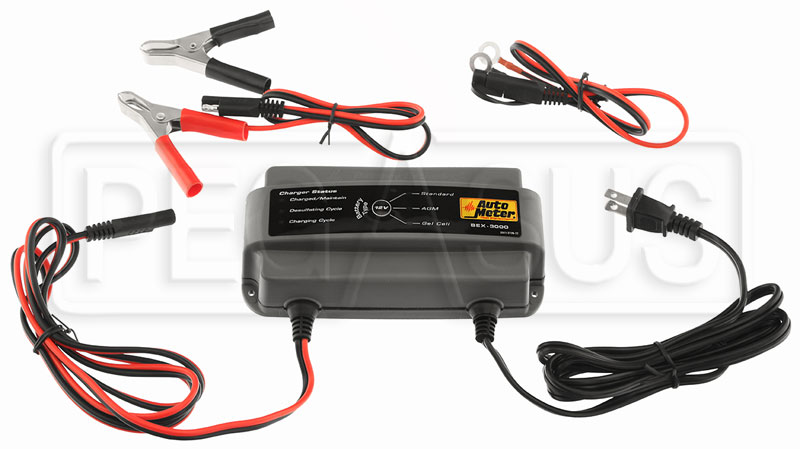 Backup Battery For Amp Meter : Auto meter battery extender volt amp pegasus