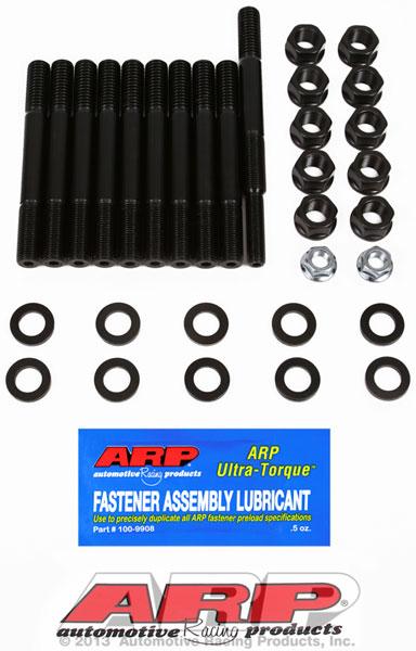 ARP Main Stud Kit, Ford 351W 2-Bolt, Dual/Rear Sump Pan
