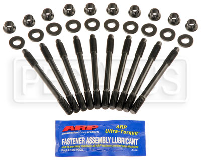 Large photo of ARP Head Stud Kit for Ford 2.0L Zetec, Pegasus Part No. ARP251-4702