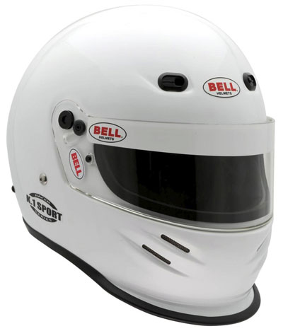 Large photo of Bell K.1 Sport Helmet, Snell SA2010 Approved, Pegasus Part No. BE003-S10-Size-Color