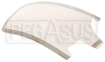 Large photo of Forehead Vent Intake for Bell GP.2 Helmet (SAH10), Pegasus Part No. BE202-Color