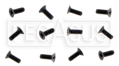 Large photo of Screw Kit only for Bell BR.1 / Star Infusion Plates, Pegasus Part No. BE216-Color