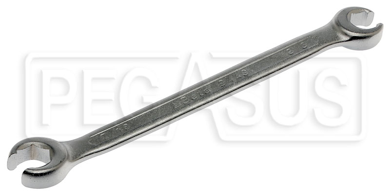 Large photo of Beta Tools 94AS, 7/16 x 3/8 Flare Nut Wrench, SAE, Pegasus Part No. BT-000940112