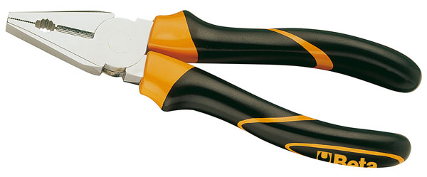 Large photo of Beta Tools 1150BM Linemans Combination Pliers, 200mm, Pegasus Part No. BT-011500040