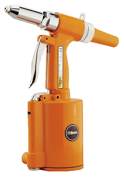 Large photo of Beta Tools 1946 Handheld Pneumatic Pop Rivet Tool, Pegasus Part No. BT-019460001