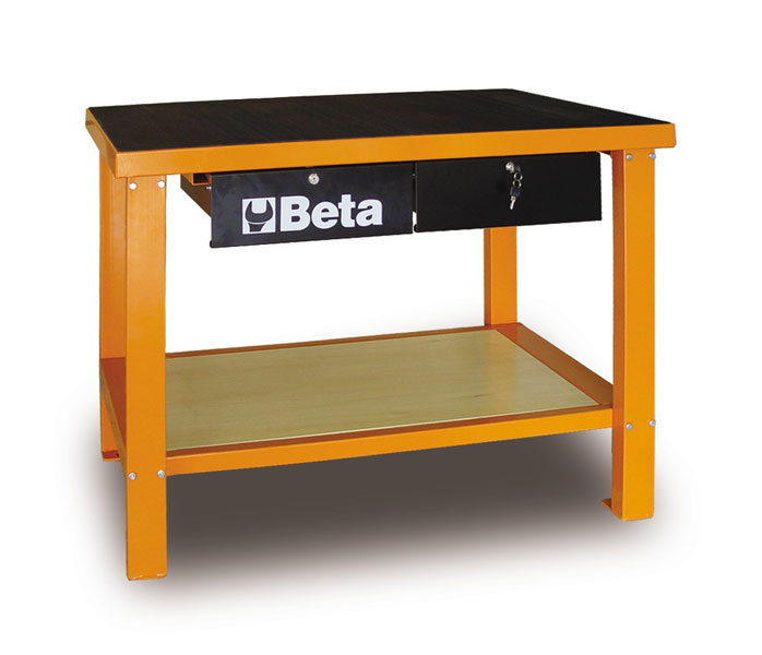 Beta Tools C58m O Narrow Workbench Orange Pegasus Auto