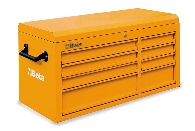Beta Tools C38t O Top 8 Drawer Tool Chest Orange