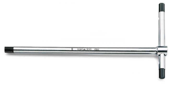 Key Tee Simple Hexagonal Beta 950 Size 12 mm Picolinato code 95012