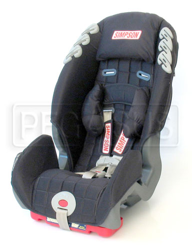 Large Photo Of Simpson Child Car Safety Seat Pegasus Part No CARSEAT