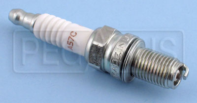 Large photo of Champion Sparkplug, 12mm - .75 Reach 11/16 Hex, Pegasus Part No. CH A57C