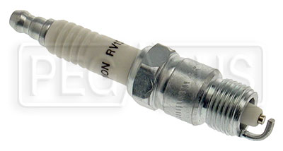 Large photo of Champion Sparkplug, V-Series Projected Tip, Very Hot, Pegasus Part No. CH RV15YC4