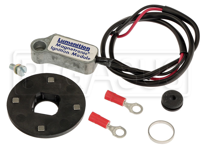Large photo of Magnetronic Ignition System for Bosch 4 Cyl. Distributors, Pegasus Part No. CL014