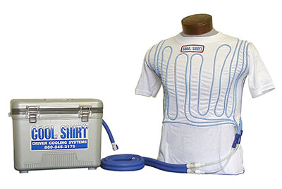 Cool Shirt Systems >> Choosing And Using Cool Shirt Driver Cooling Systems