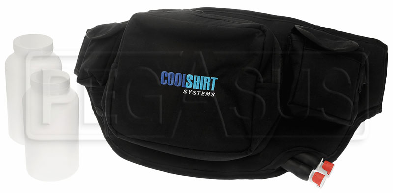 Large photo of (LI) Cool Shirt Waist Pack Cooler System (No Shirt), Pegasus Part No. CS2013