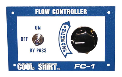 Large photo of Cool Shirt Temperature Control Switch, Pegasus Part No. CS450