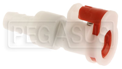 Large photo of Cool Shirt 5/16 inch FIA Pull Release Connector, Female (ea), Pegasus Part No. CS466