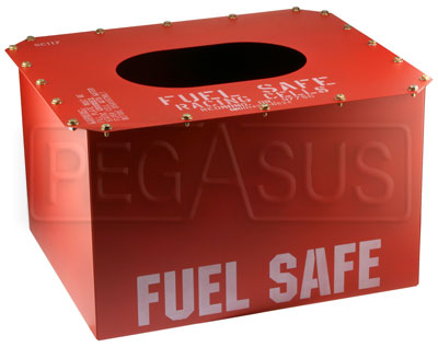 Large photo of Fuel Safe Steel Container Only for 17 Gallon Cell, Pegasus Part No. FS SC117