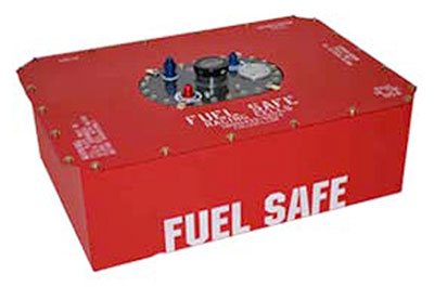 Large photo of Fuel Safe 8 Gallon Sportsman Cell, Steel Container, Pegasus Part No. FS SM108A
