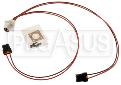 Large photo of ASA 5700 Male 4 Wire Fuel Pump Harness, Inside Tank, Pegasus Part No. FS WH04M4